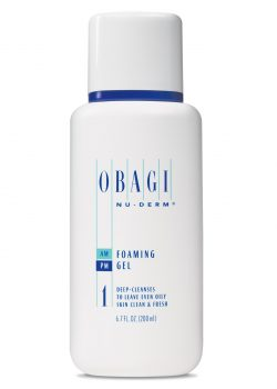 Obagi Nu Derm Foaming Gel
