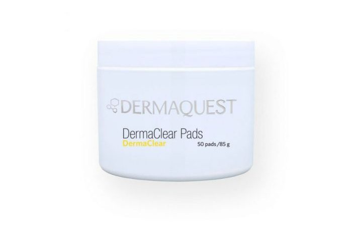 Dermaclear Pads by Dermaquest